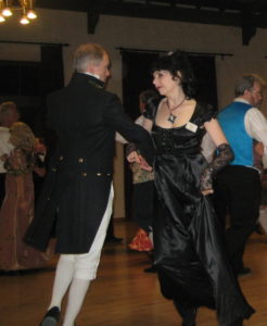 Playford-to-the-Present ball 2011