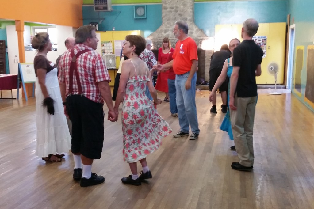 What is English Country Dancing?