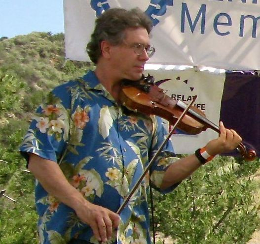 Our Musicians - Frank Hoppe
