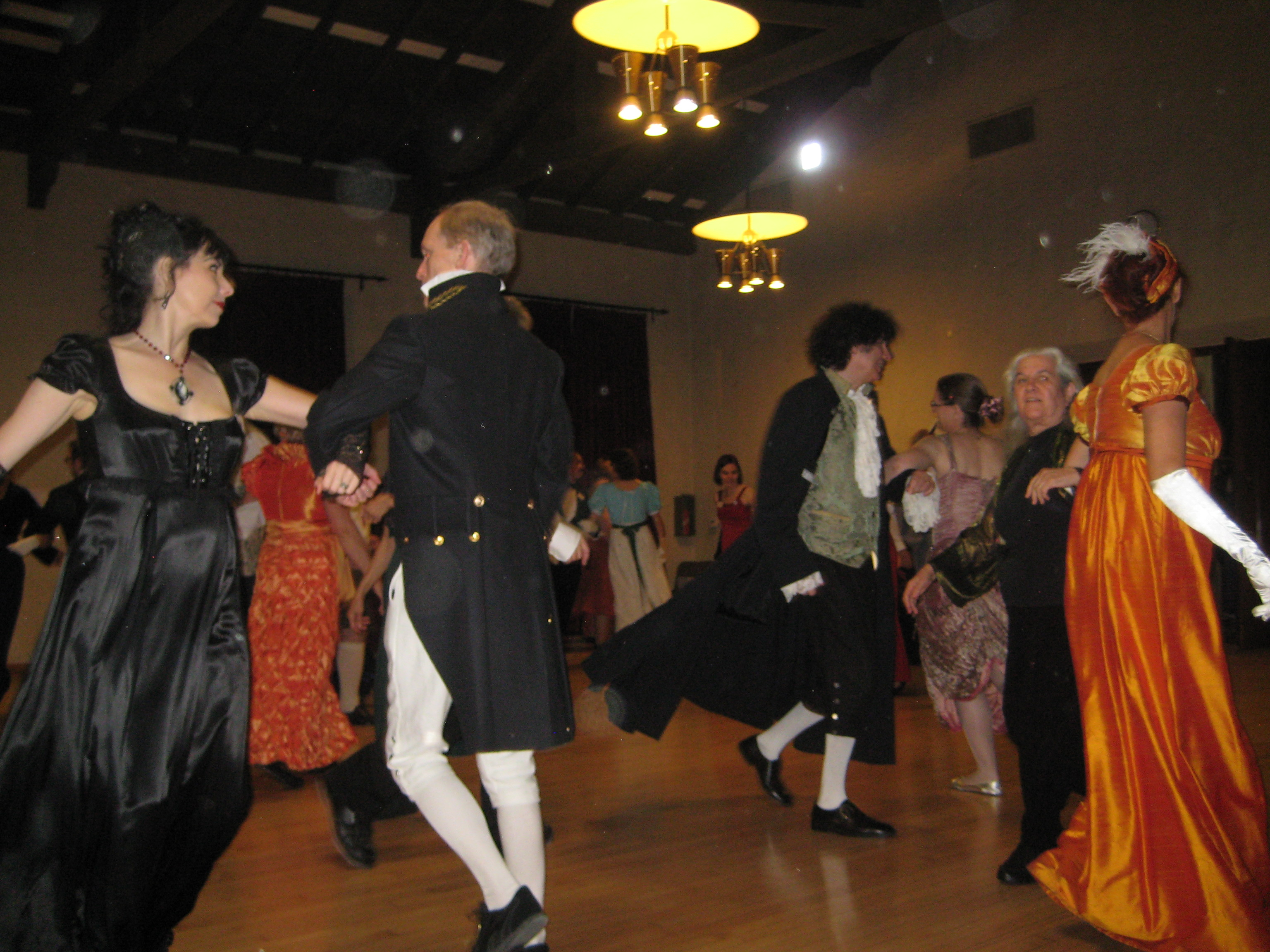 Playford To The Present English Country Dance Ball Culver